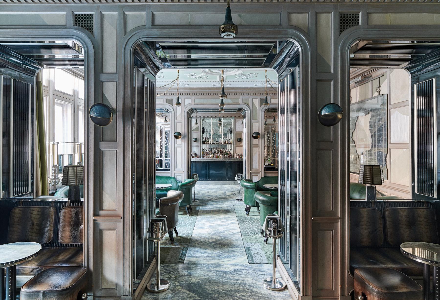 Connaught Bar, London