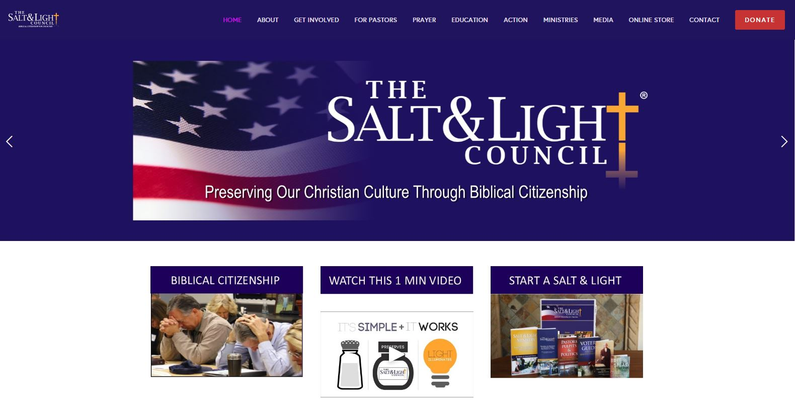 The Salt and Light Council