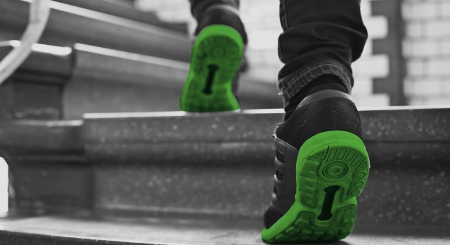 THE GREAT STAIR CLIMB - in support of Momentum Walk-in Counselling Clinic