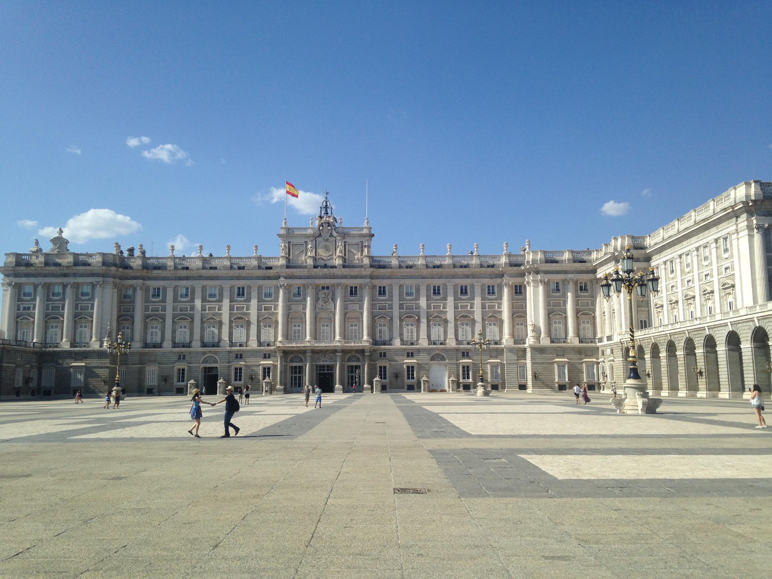 El Palacio in Madrid