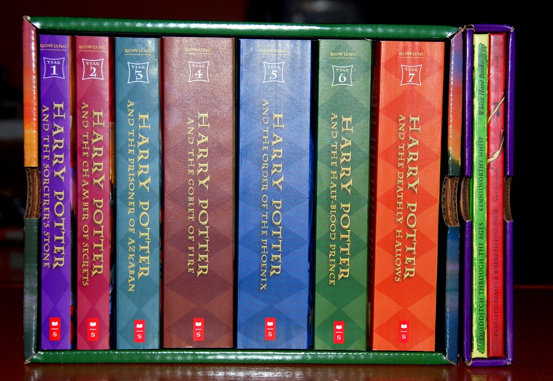 - A first timer of this series. Yes, I am late to the game and yes, I do regret not reading this series sooner or even just before watching the films. As you can see from my track record, I am a fantastical fanatic so this series became a quick favorite. J.K. Rowling does a phenomenal job in creating such a vivid representation of the magical world that is Harry Potter's life. I quickly found myself fully invested in Harry's life and struggles. I specifically enjoy the range of emotions that Rowling is able to draw out of the readers. The depth of the stories is what keeps me interested and wanting more.