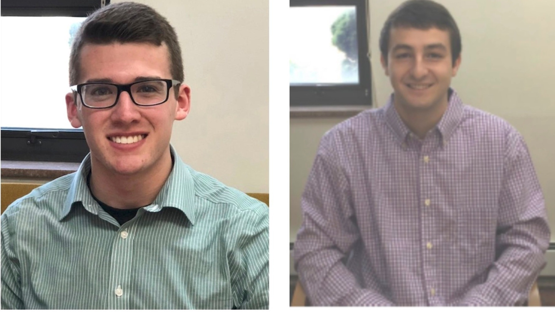 - We are happy to welcome back Chemical Engineering interns, Jake Flaherty and Aaron Guche.Jake and Aaron are both students at the University of Pittsburgh's Swanson School of Engineering and interned at Neville last year.Glad to have you both back!