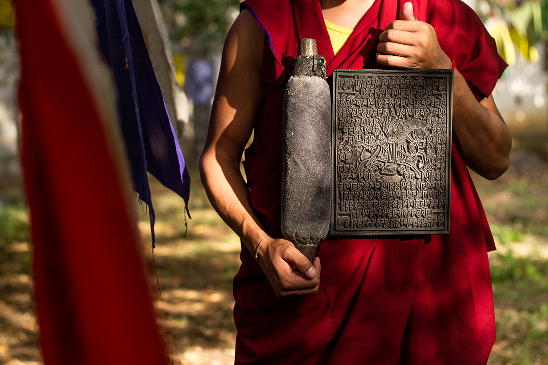 Buddhist scriptures are reasoned out by the saviours of Tibetan Buddhism, to know ancient mantras like the back of their hands