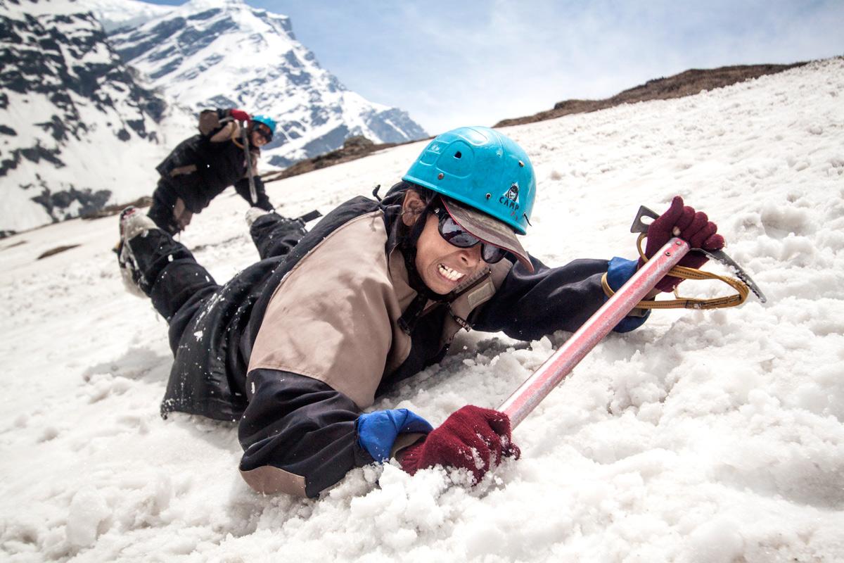 Madhumita Nandi Nehru Institute of Mountaineering