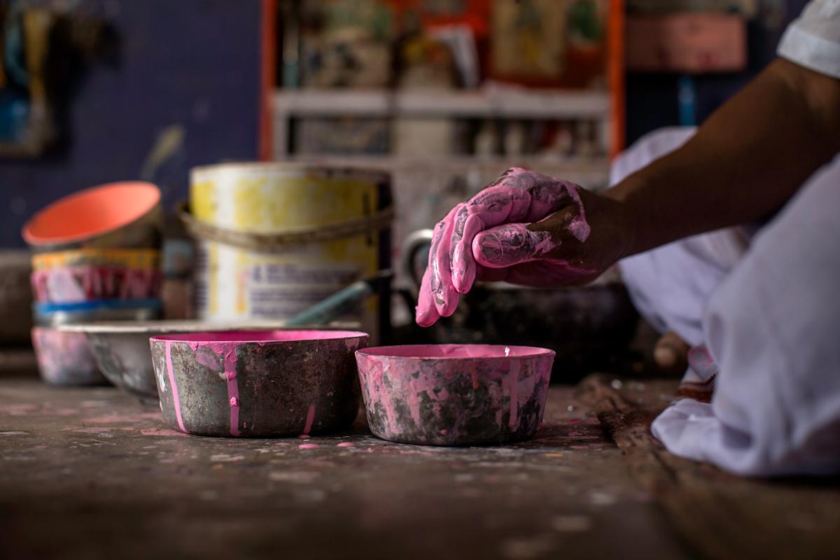 Madhumita Nandi Asian Paints Journey Chhau