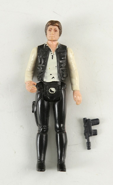Solo - missing since the spring of '83.