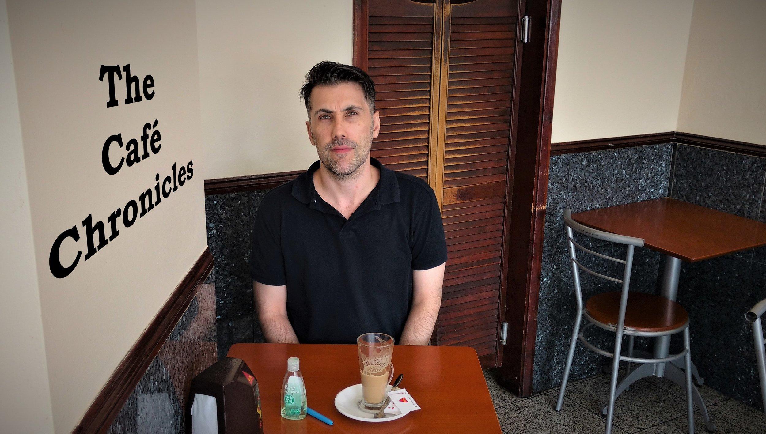 The Cafe Chronicles by Daniel Ruiz Tizon Show Image.jpg