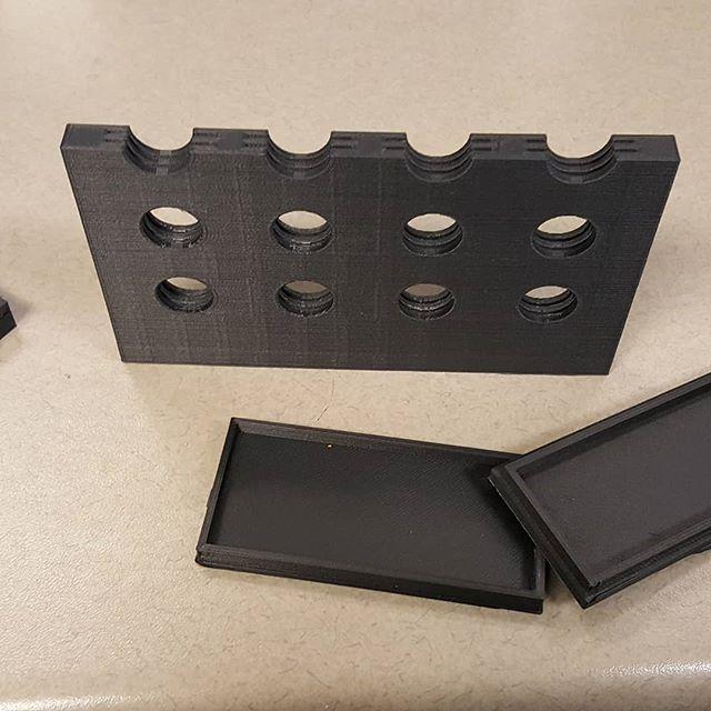 some more plastic stuff i 3d printed