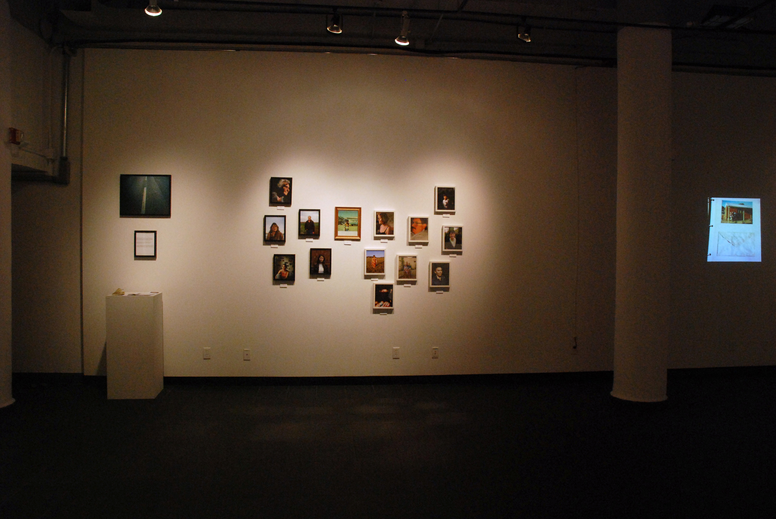Was it a Dream -  The Tierney Fellowship  exhibition - The School of Visual Arts Gallery - NY 2010