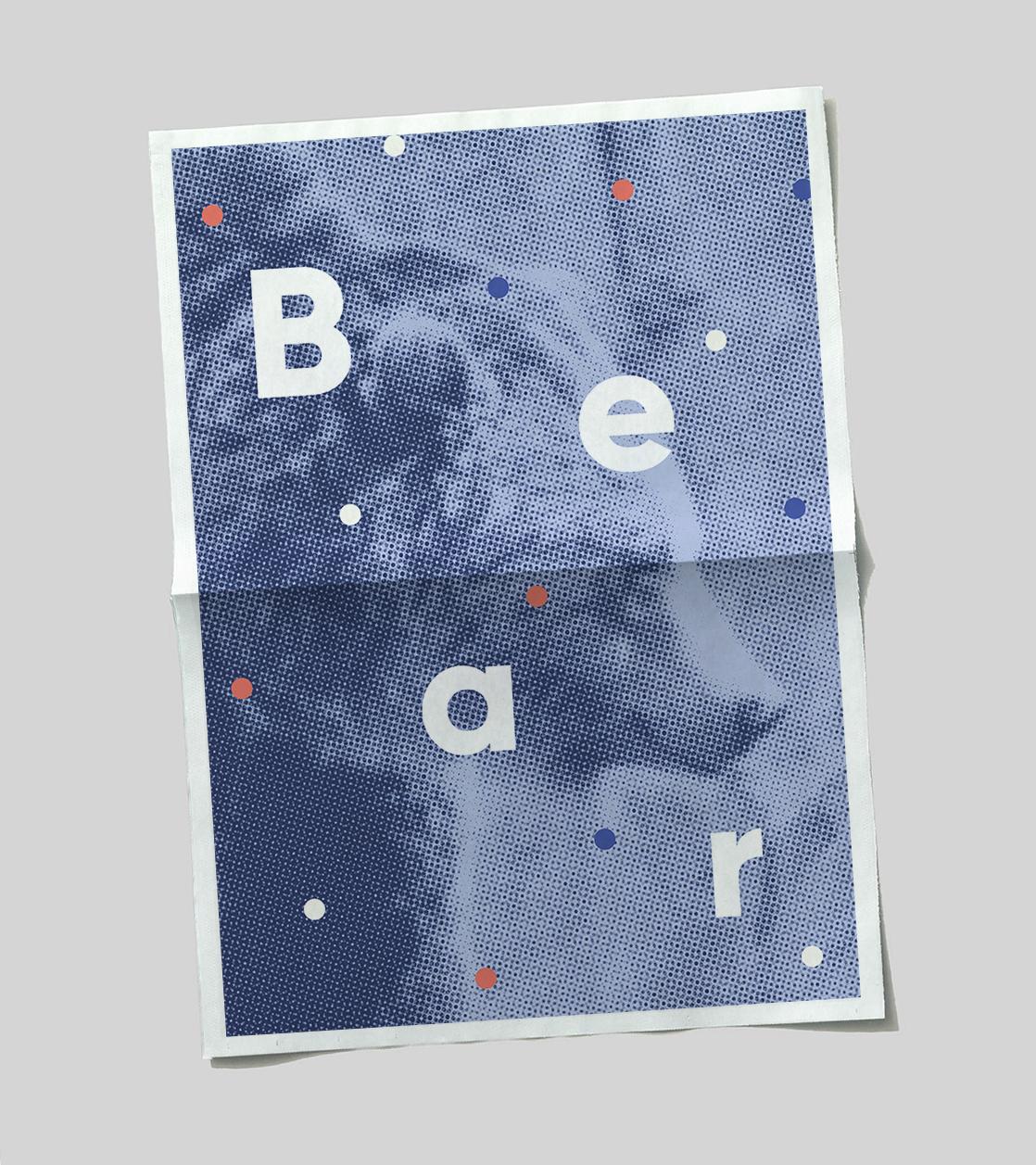 bear zine