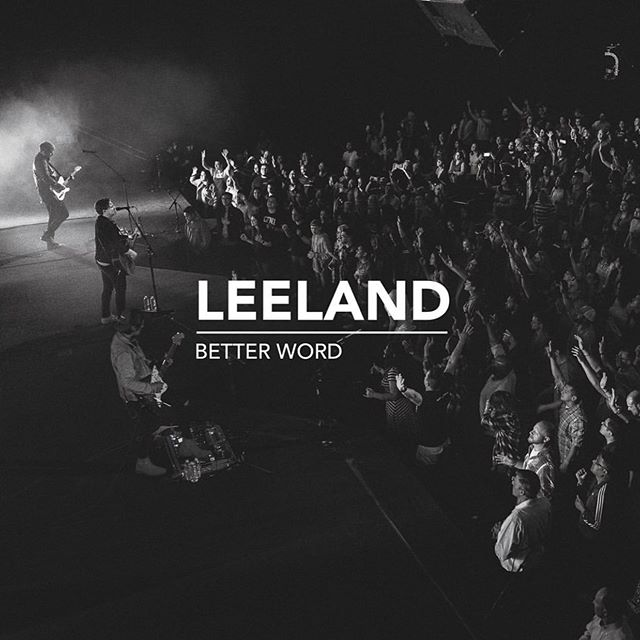 What a release day!🙌🏼🙌🏼 Amazing album from @leelandofficial I had the privilege of mixing is out today! 🧡🤙🏼