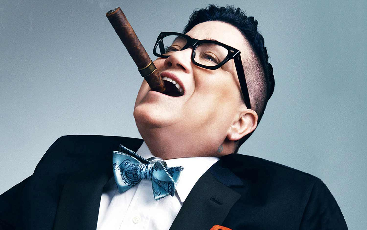 Lea Delaria being a bad-ass