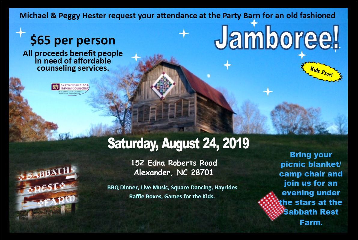PPC Jamboree! - Hosted by Michael and Peggy Hester