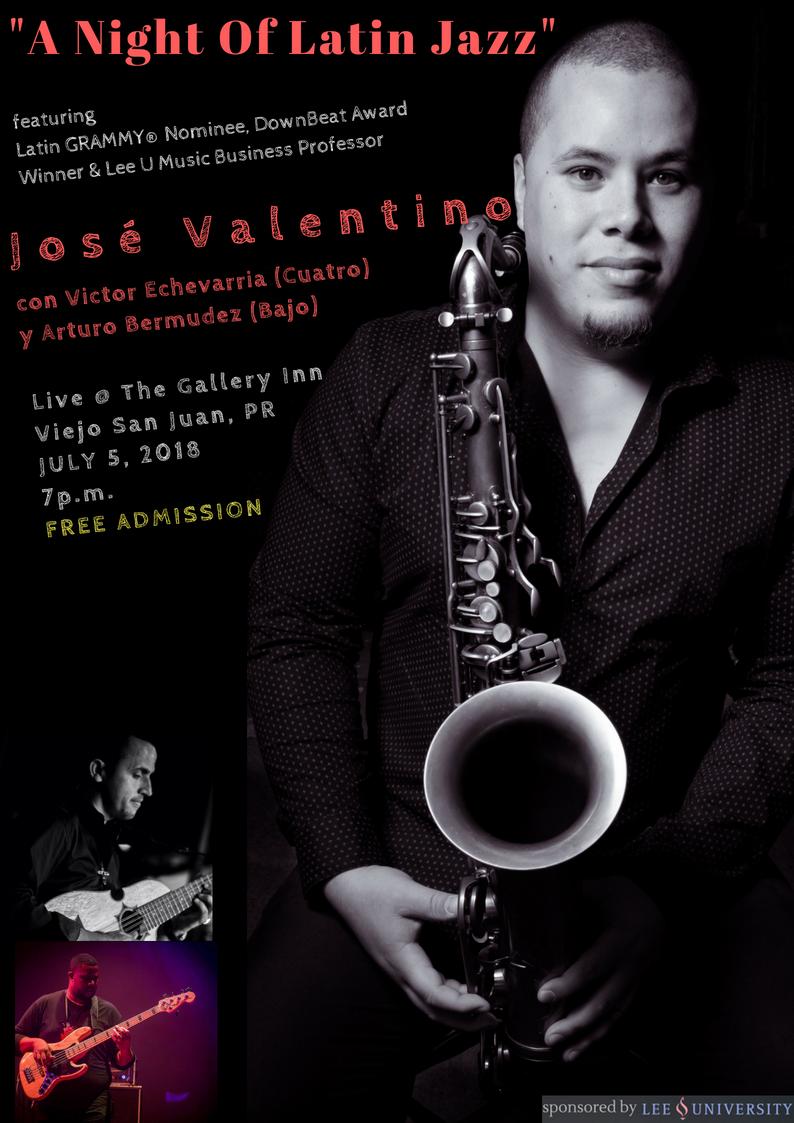 News — José Valentino