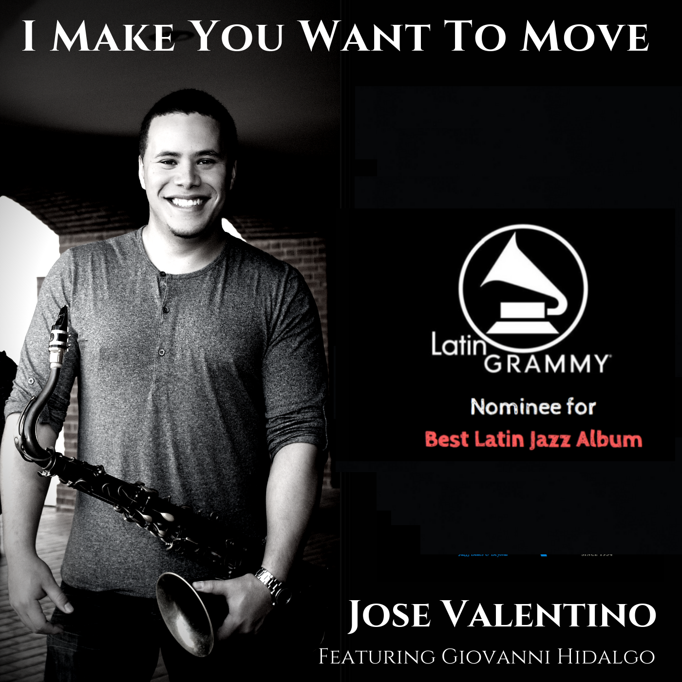 Latin GRAMMY ®  Award Nominated for Best Latin Jazz Album of The Year in 2015. This album is a vibrant piece of work that features dance music from Latin America, United States (pop, EDM, Funk), West Africa, and Europe combined in a ferocious manner.