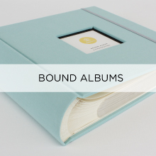 BOUND ALBUMS