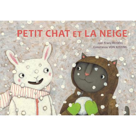 Petit Chat et la Neige Hongfei Cultures 2016