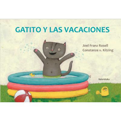 Gatito y las vacanciones Kalandraka 2015, Spain