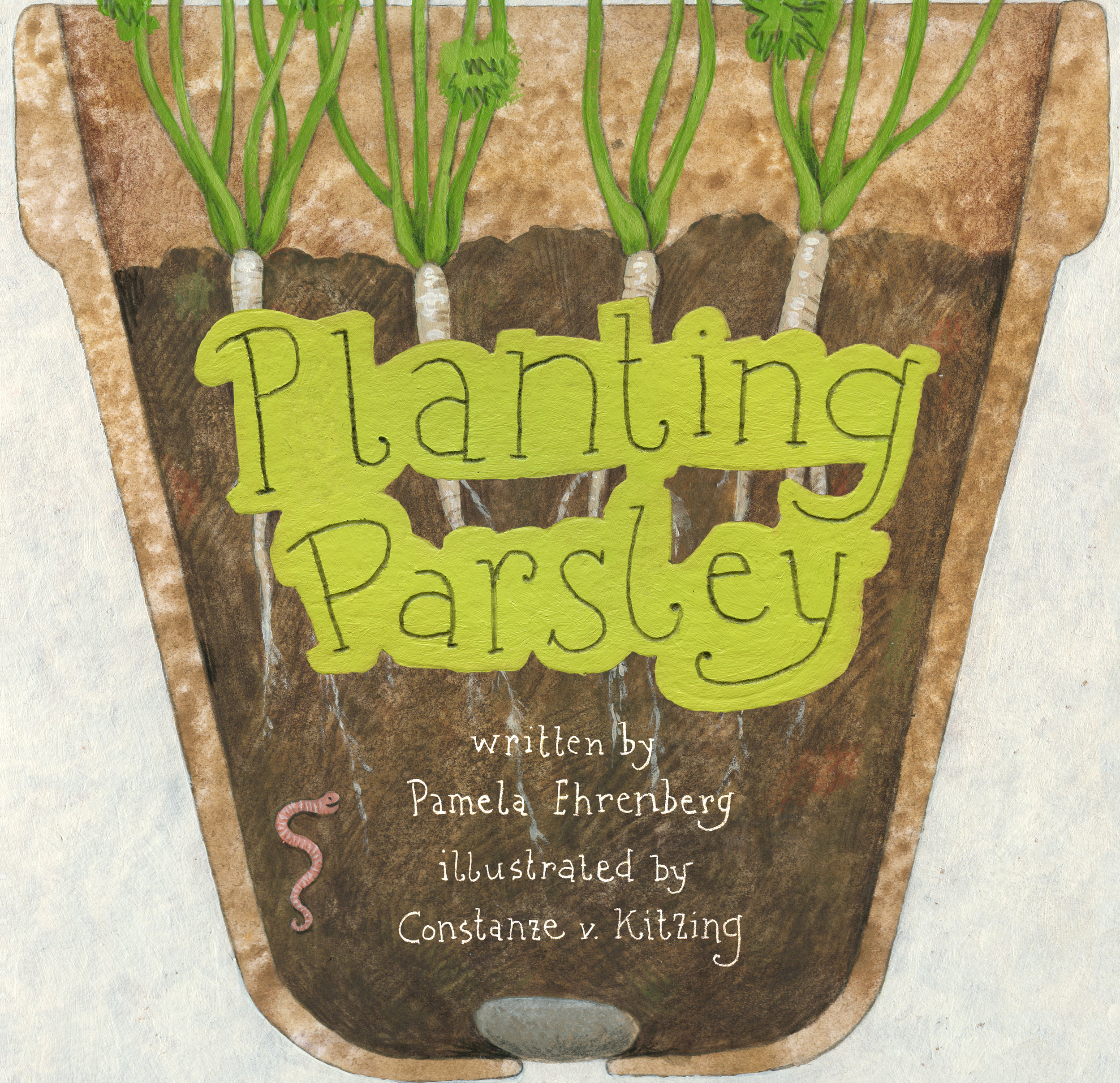 Planting Parsley Harold Grispoon Foundation 2015, USA