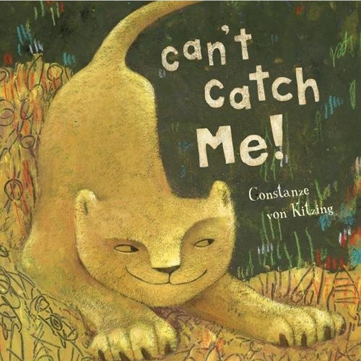 Can't catch me! Barefoot Books 2018