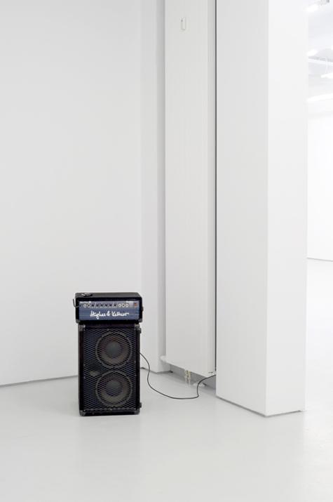 Harmonic Distortion - speaker installed.