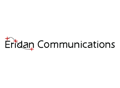 Eridan Communications is a fabless technology company developing the devices and firmware for the next generation of communications hardware for 5G and beyond. We're based in Silicon Valley, but we leverage technology partners and resources from around the world.   Company Website