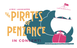 2019  Pirate King in  The Pirates of Penzance
