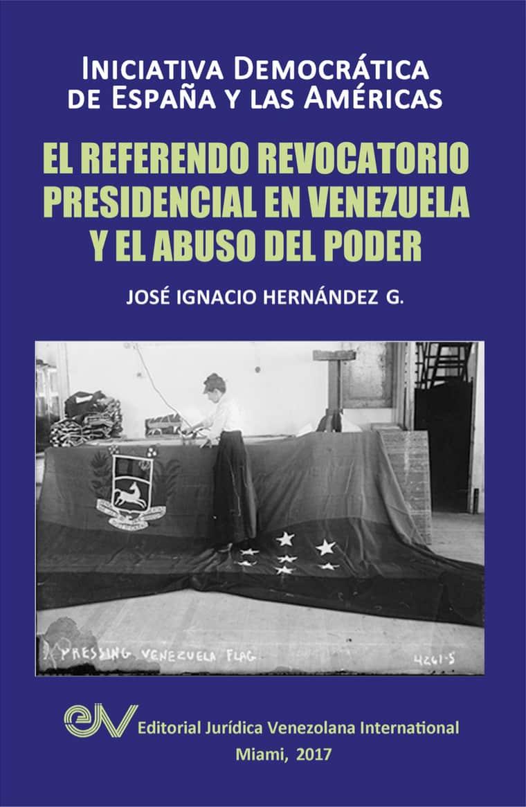 """- El texto del libro, actualizado al 14 de diciembre de 2016, resume las violaciones cometidas por el Consejo Nacional Electoral de Venezuela desde el 9 de marzo de 2016, cuando se inicia el procedimiento para la convocatoria del referendo revocatorio del mandato presidencial de Nicolás Maduro; derecho constitucional y elemento esencial que es de la democracia, cuyo ejercicio obstruye el mismo órgano a través de un conjunto de violaciones al Estado de Derecho que culminan el 20 de octubre de 2016. El mismo ordena """"suspender"""" el referendo revocatorio citado, con lo cual clausura toda posibilidad de ejercicio electoral libre por parte de la soberanía popular."""