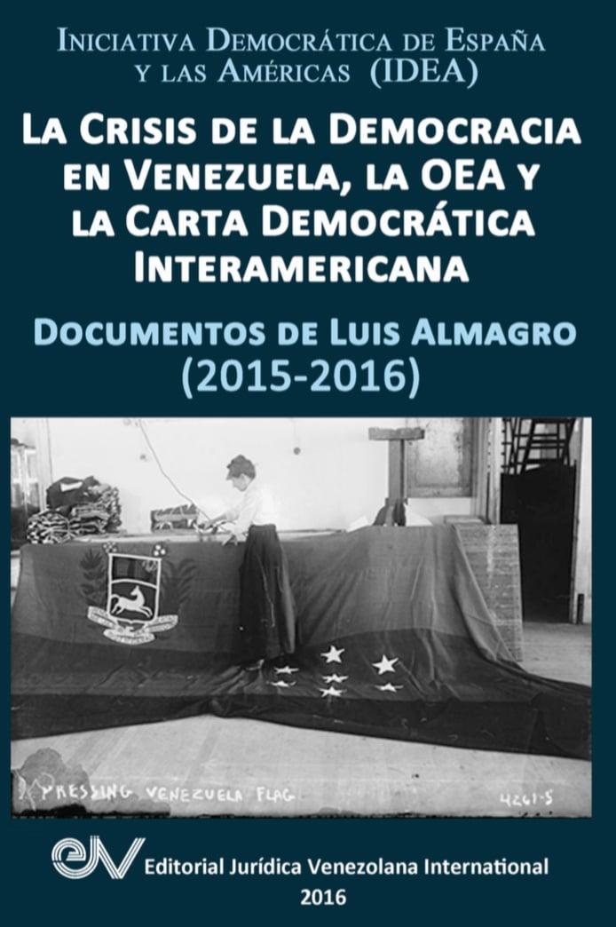 """- Los papeles y documentos obra de la gestión del Secretario General de la OEA, Luis Almagro, si bien se ocupan de la situación particular de Venezuela trascienden, por lo explicado, a lo anecdótico o circunstancial. Realizan una evaluación sincera, objetiva, desprejuiciada, ortodoxamente apegada a las previsiones de la Carta Democrática Interamericana rescatándola de su archivo, y enuncia medidas prácticas, propias al contexto de las alteraciones graves que ha venido sufriendo el orden constitucional y democrático venezolano. Manejan la realidad y su actualidad dramática – adocenada por una hambruna colectiva e injustificable– mostrándola tal y como es, sin hipotecas ideológicas, pero afincados –cartas, declaraciones, informes– en principios constantes –""""es un esclavo de los principios"""" se ha dicho bien y en buena hora de Almagro– susceptibles de iluminar el sendero hacia las soluciones y mirando, al final, la serenidad que ofrece como destino el mar abierto de la concordia y la Justicia a las aguas embravecidas de un río caudaloso."""