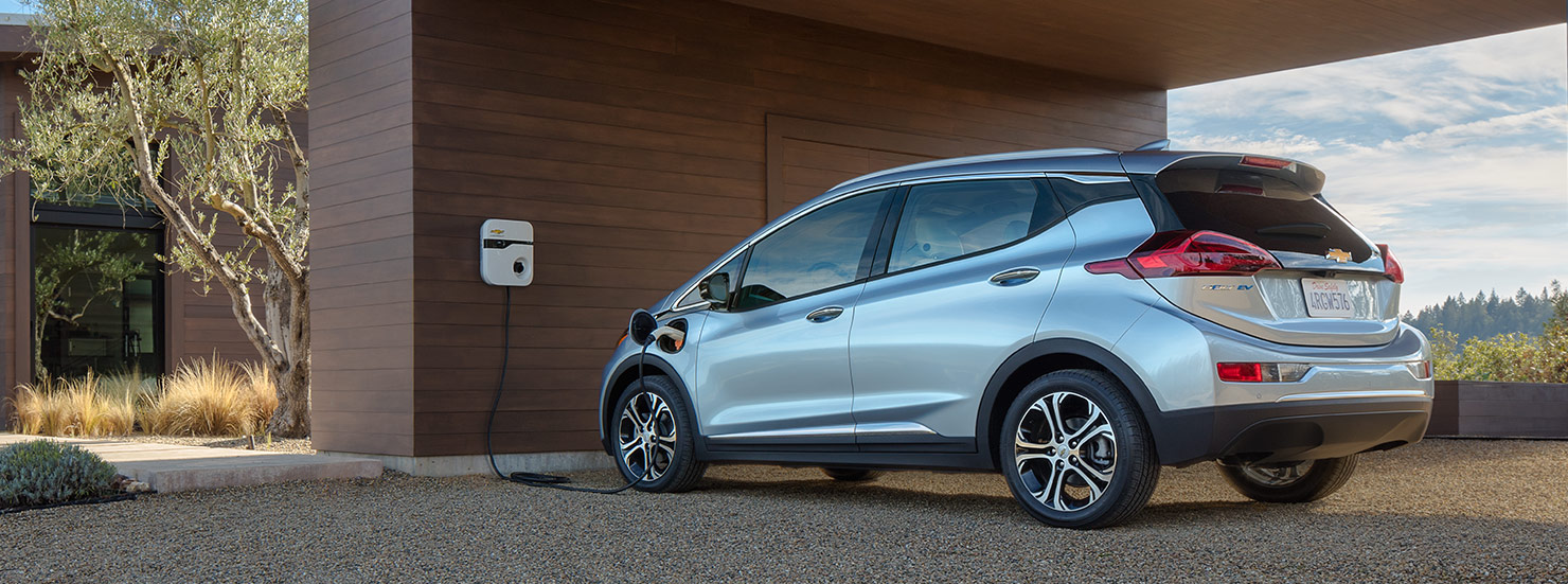 Chevrolet's 2017 Bolt EV sure looks great. But what do you do if you park on the street?