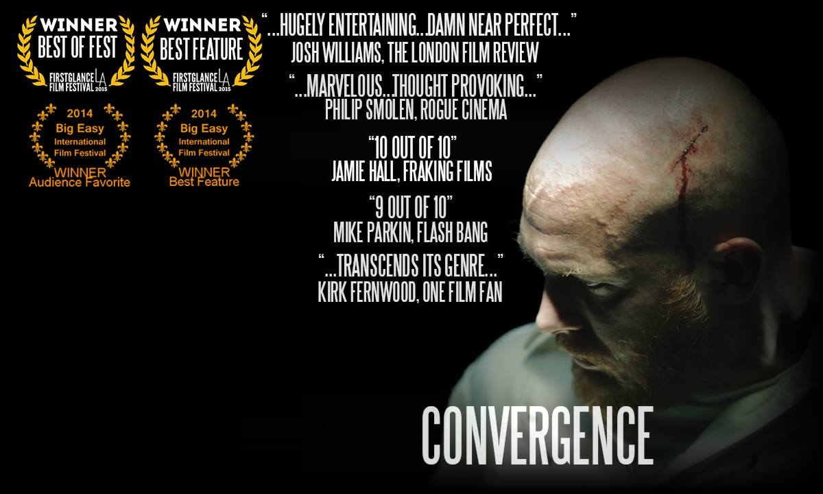 Convergence has secured US theatrical distribution. More news to come.