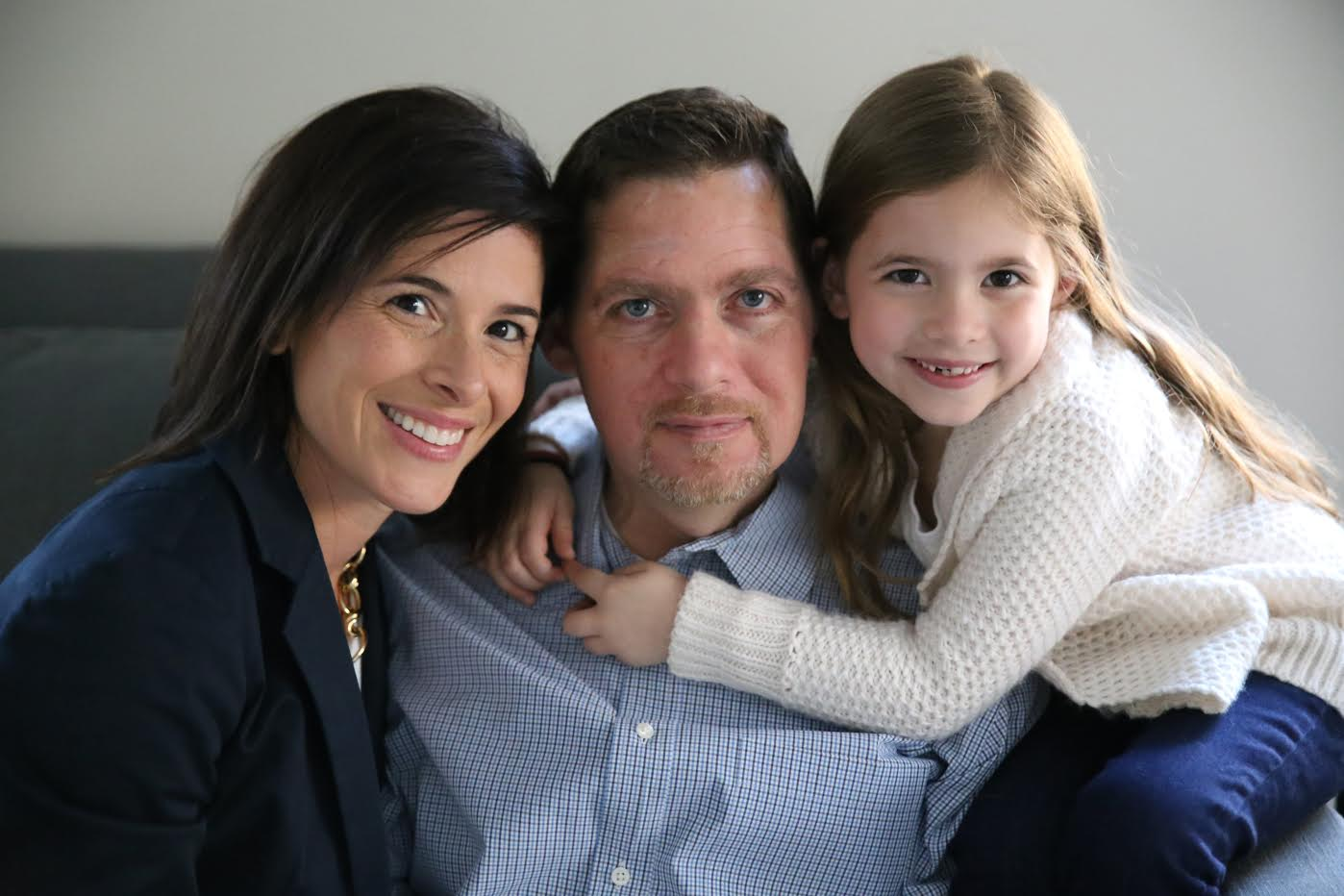 Jeanette, Anthony & Taya Senerchia (Photo by Deborah Karson)