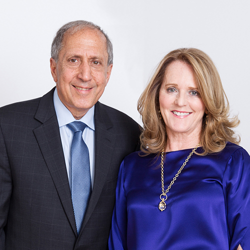 "2018 ""Persons of the Year"" Richard Davidian and Kathie O'Callaghnan"
