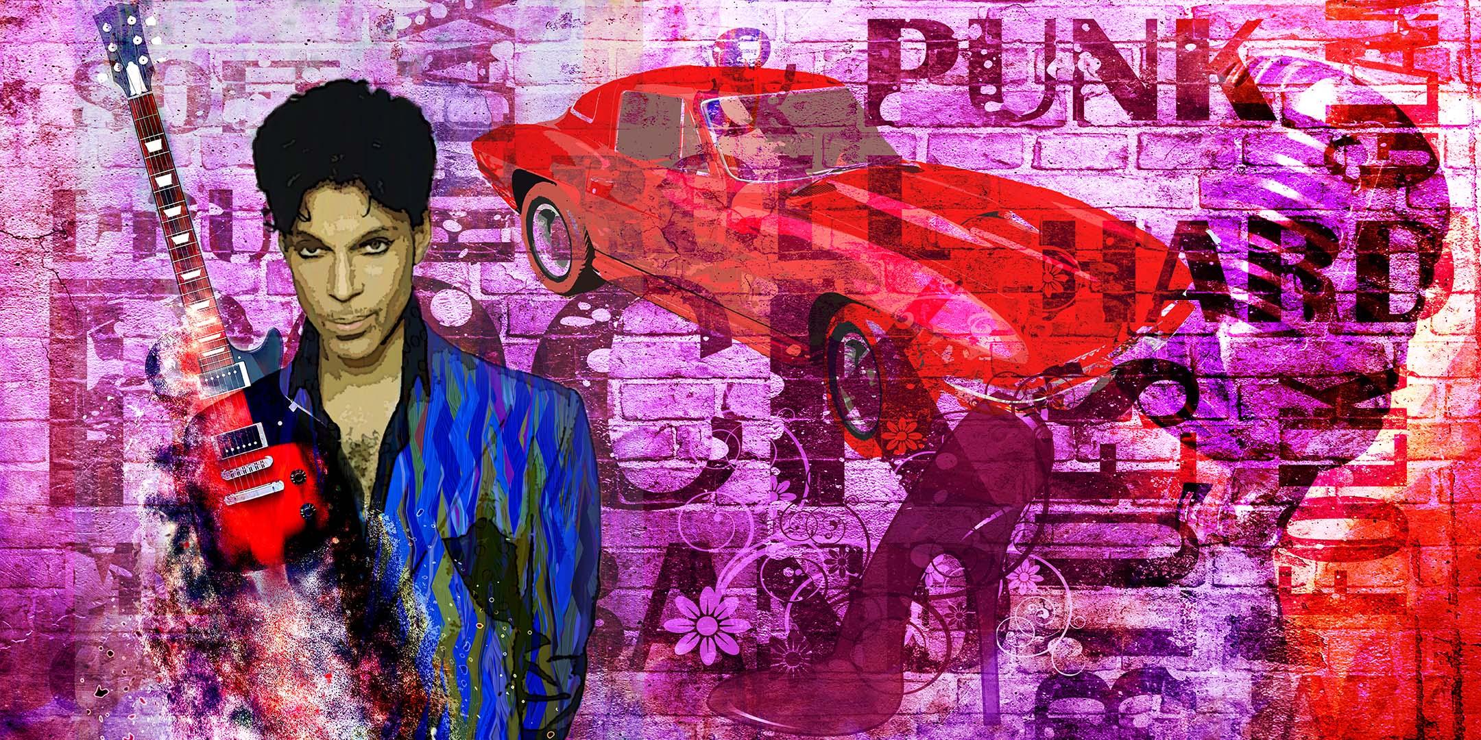 Purple melodies