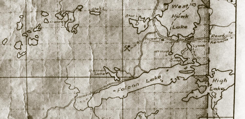 Falcon Map