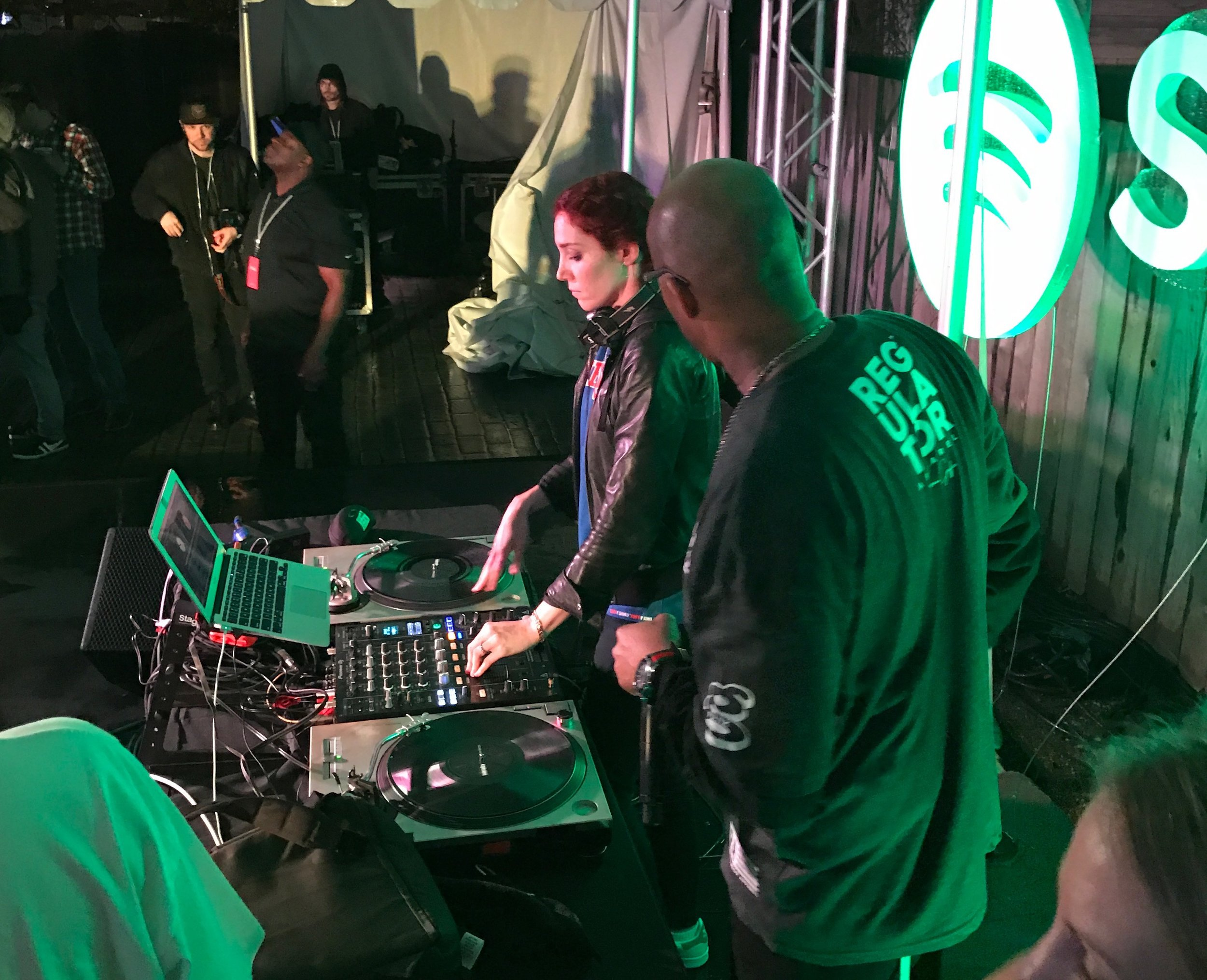 w/ Warren G @ Spotify x SXSW 2017