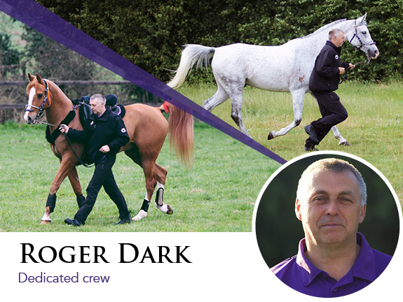 Team photos - Roger Dark