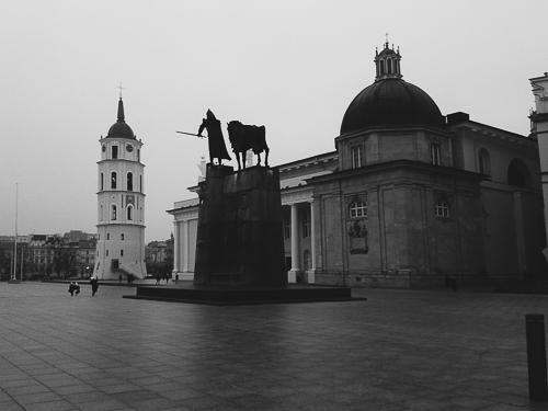 Kathedrale Vilnius
