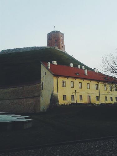 Gediminas Turm