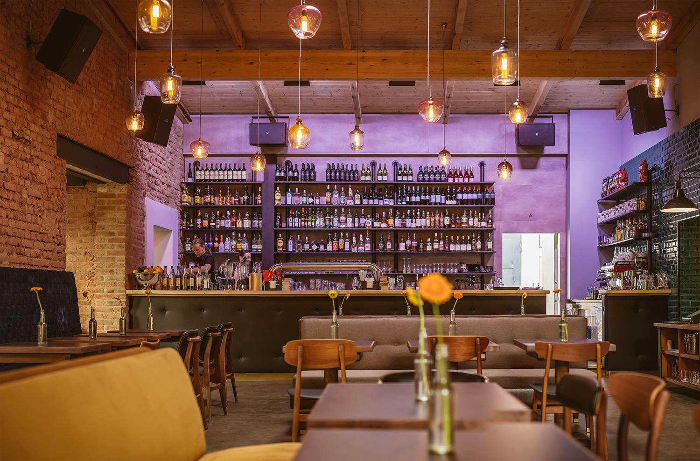 Die Bar - Photo:  VonBergPhotohgraphy