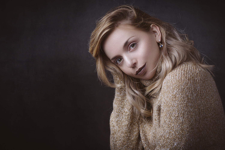 Photo:  VonBergPhotography   The Beautiful Evil Eye Ear Jackets