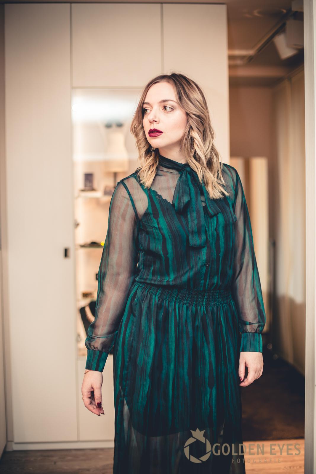 Dress: J. Lindeberg