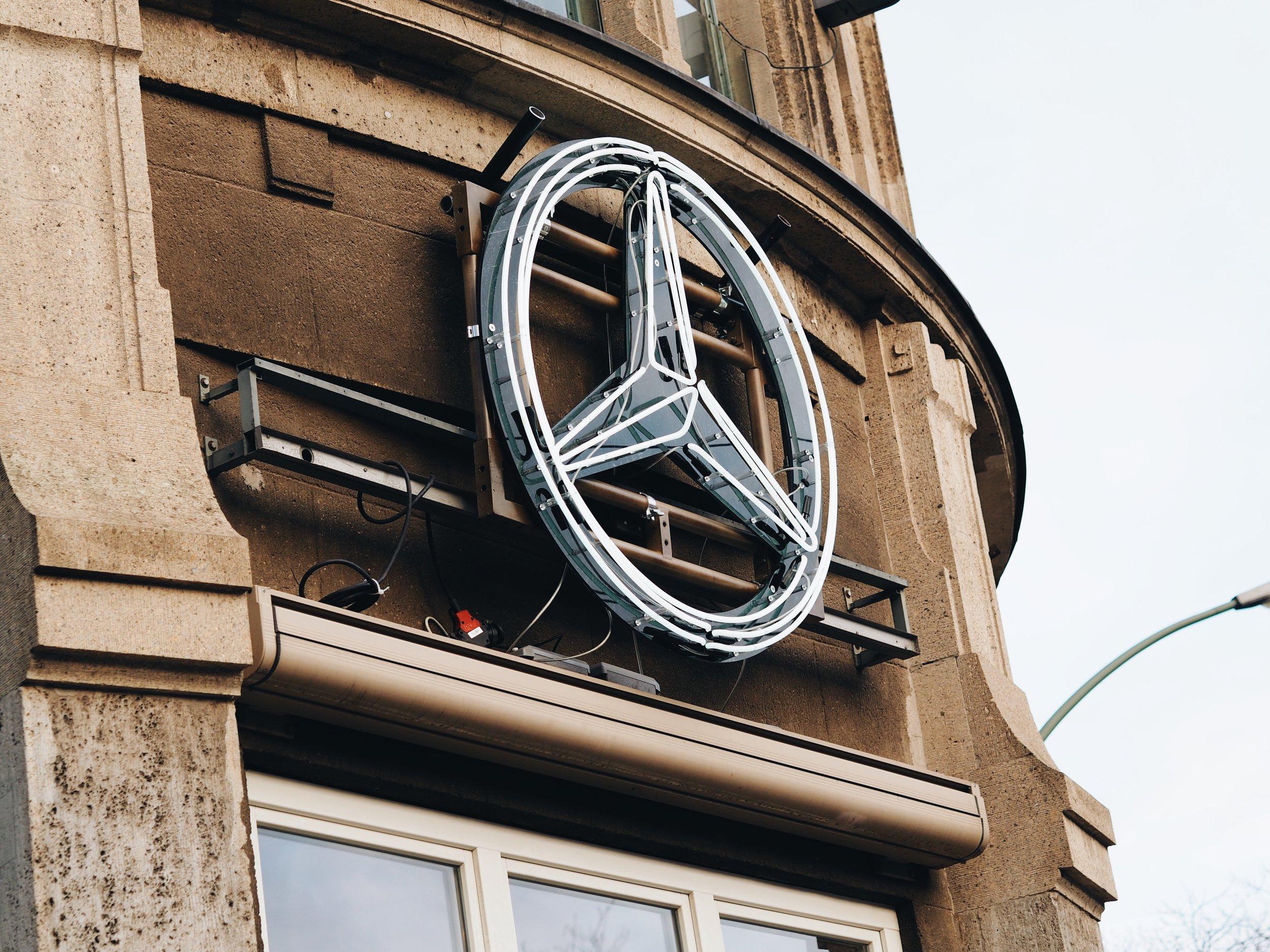 Kaufhaus Jandorf - Zentrum der Fashionweek