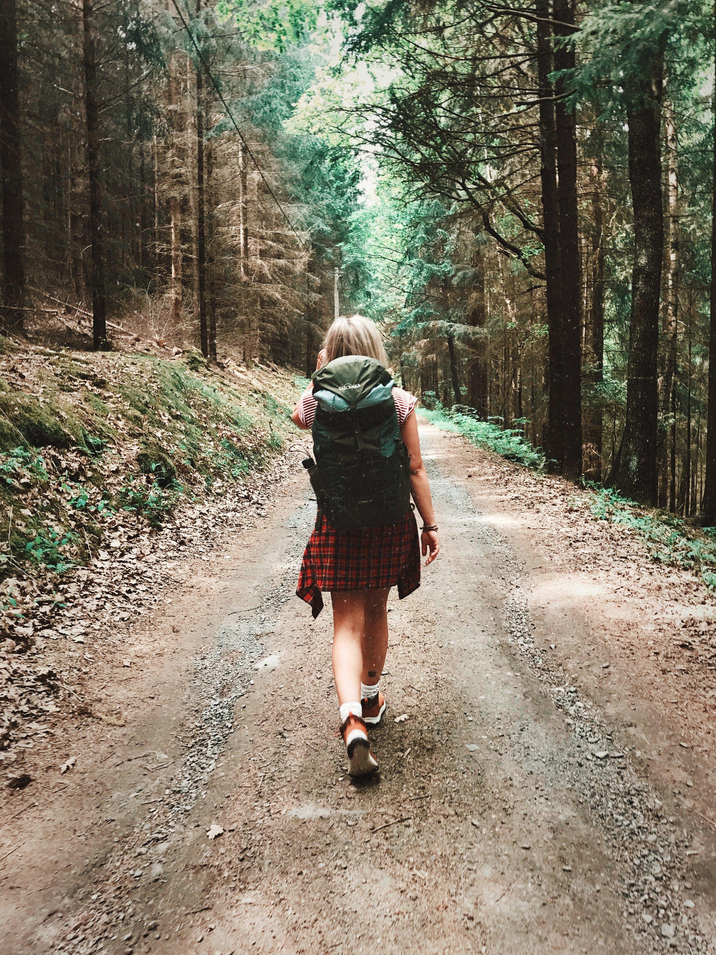 Tatonka Hike