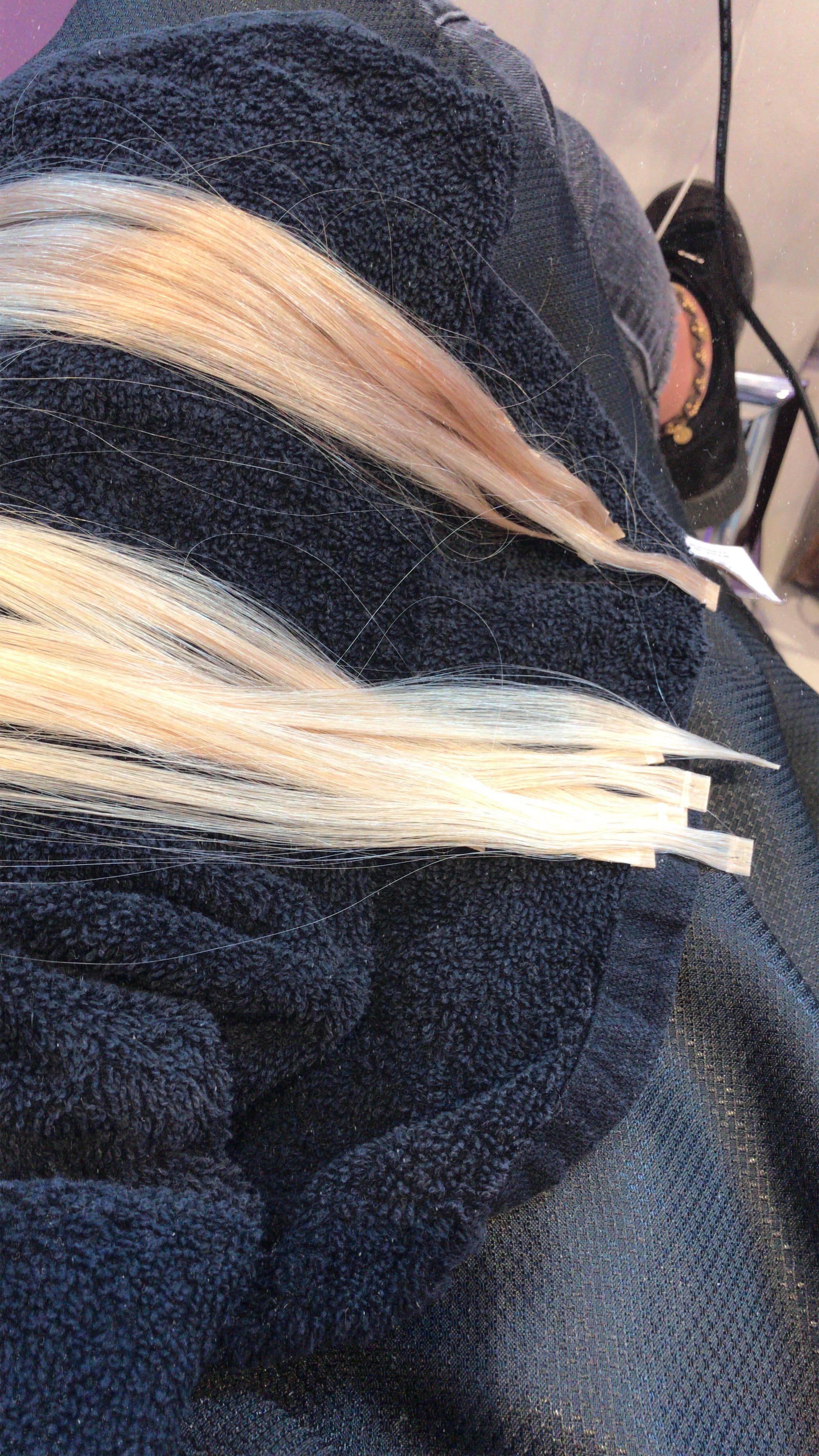 Haarverdichtung Haaratelier Fanny