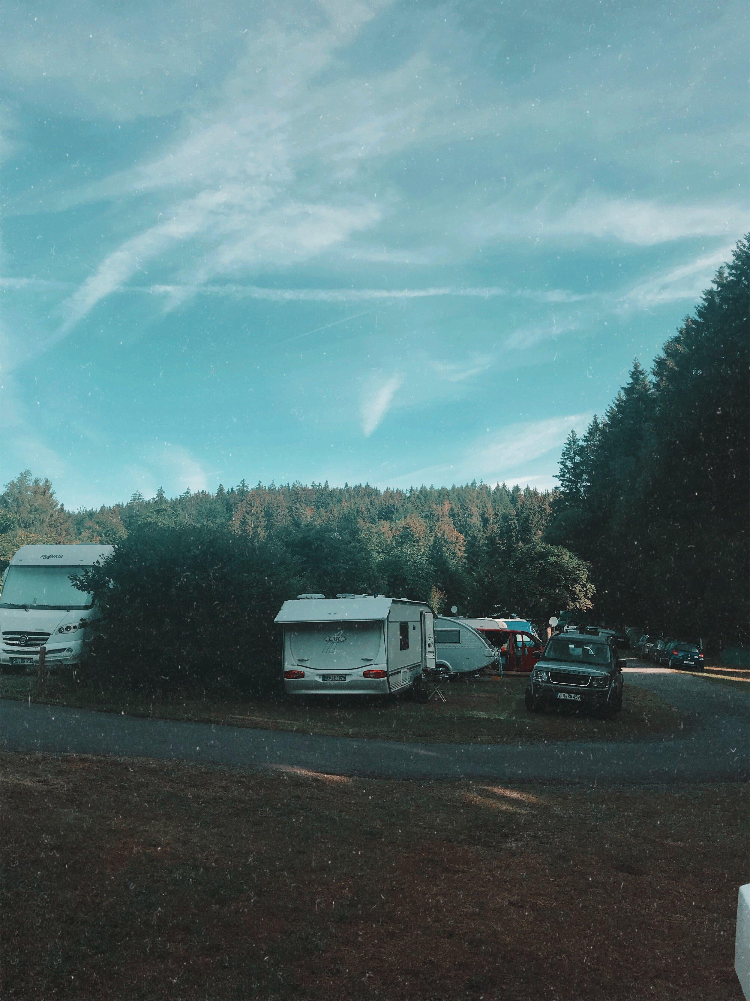 Campingplatz am Fichtelsee