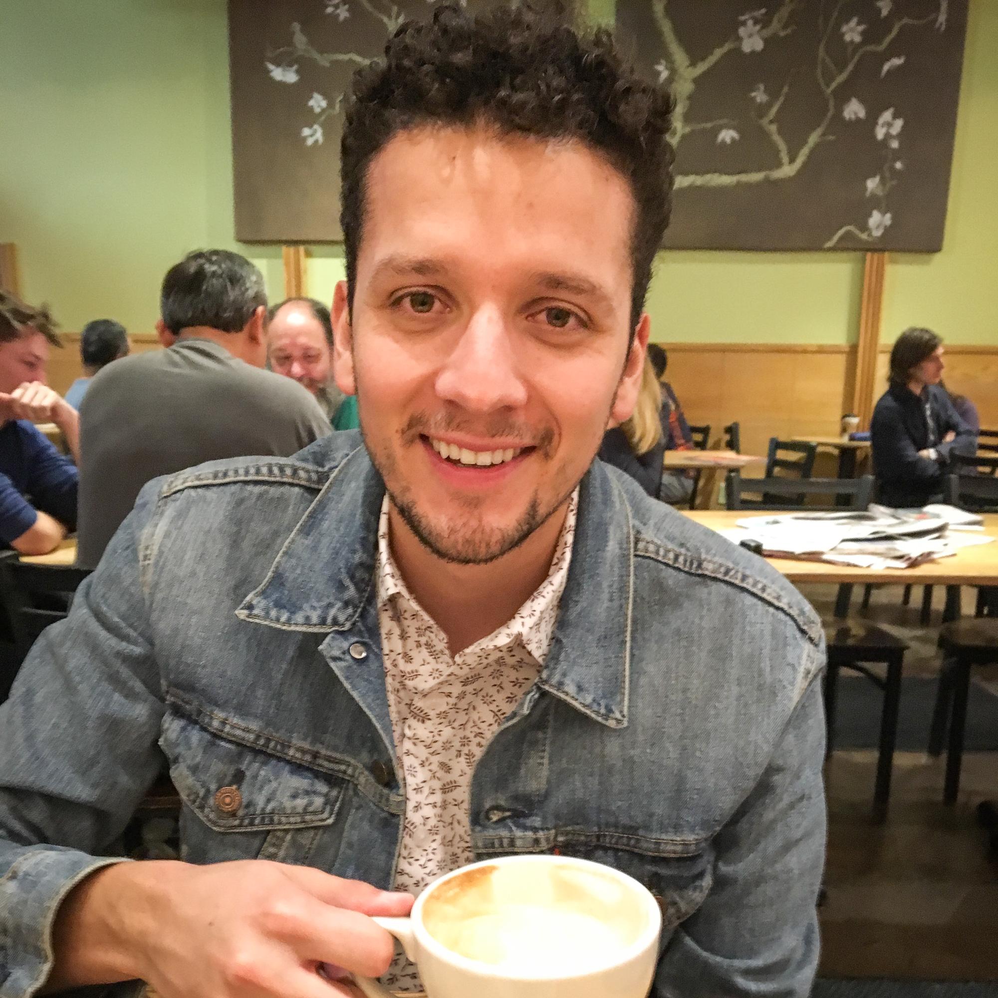Omar Arambula, co-founder & COO of Munkee, makers of InstaSize