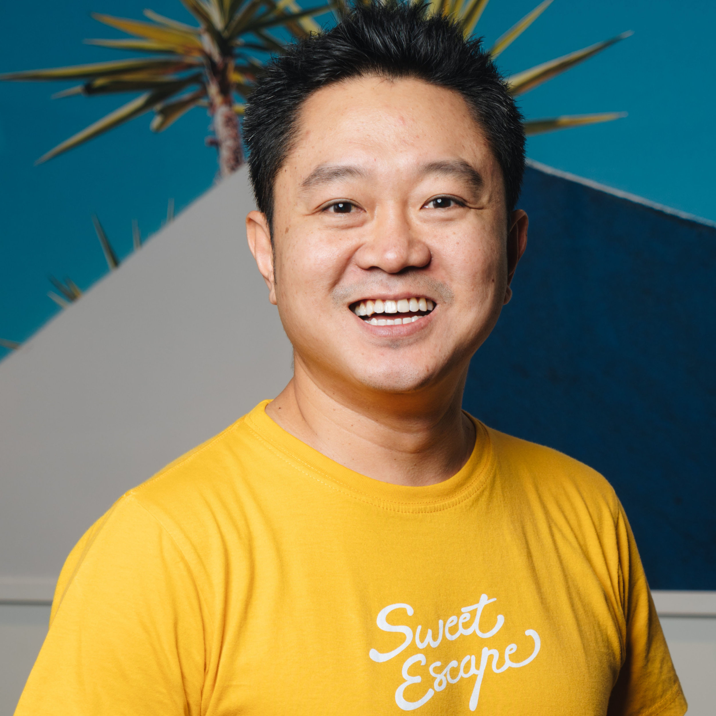 David Soong   Founder & CEO  SweetEscape