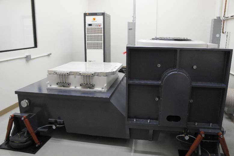 Sentek Dynamics Vibration Testing System in Santa Clara, CA