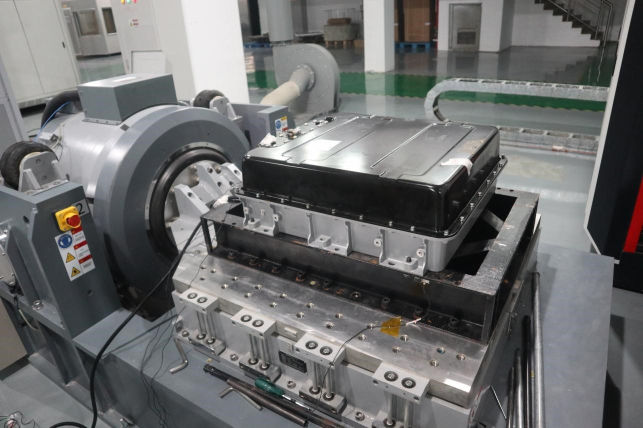 Sentek Dynamics' Vibration Testing System for Battery Testing